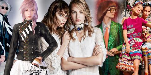Móda a účesy – zaujímavé trendy účesy 2016 neignorujú vo svojich kampaniach ani módne značky, ako sú Louis Vuitton, Tom Ford, Dolce&Gabbana alebo Gucci.