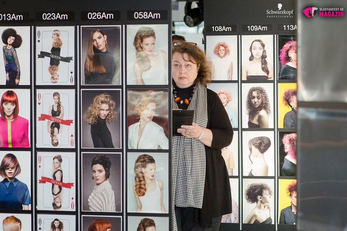 Czech & Slovak Hairdressing Awards 2015 čiže Kaderník roku 2015: Hodnotenie prebiehalo úplne anonymne.