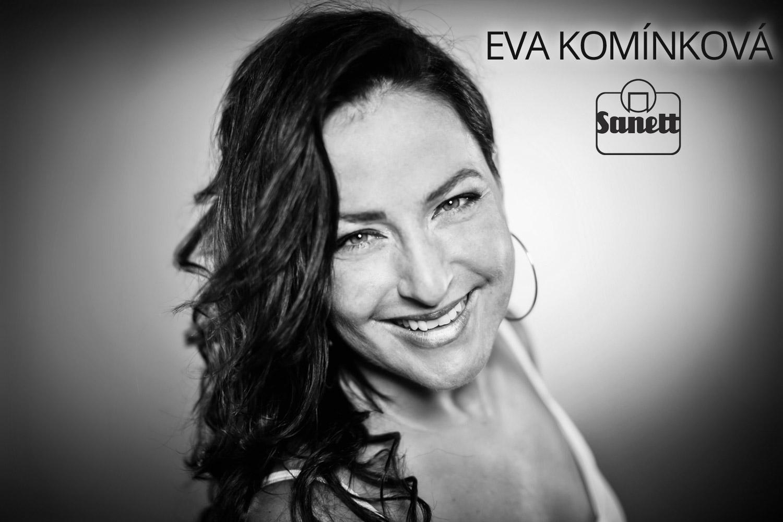 Kaderníčka Eva Komínková