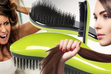 Dtangler znamená koniec bolestivého česaní aj vytrhaných vlasov. Rozčesávací hrebeň si váži každého vlasu a pre jeho záchranu urobí úplne všetko.