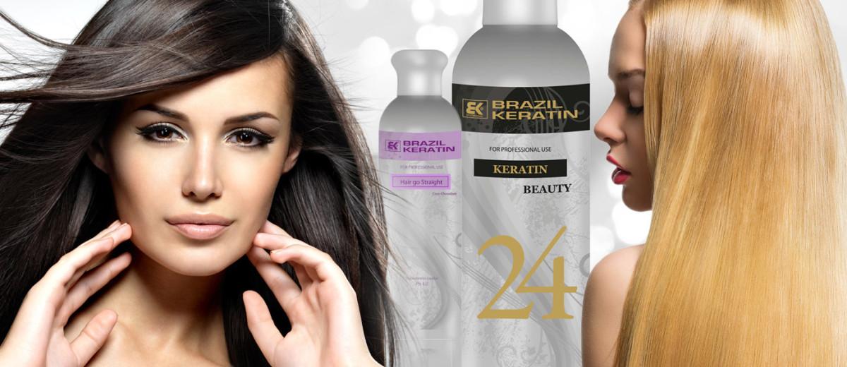 Dajte svoje vlasy konečne do perfektného stavu! Pomôže vám v tom brazílsky keratín na vlasy. A aplikovať sa dá ľahko aj doma.