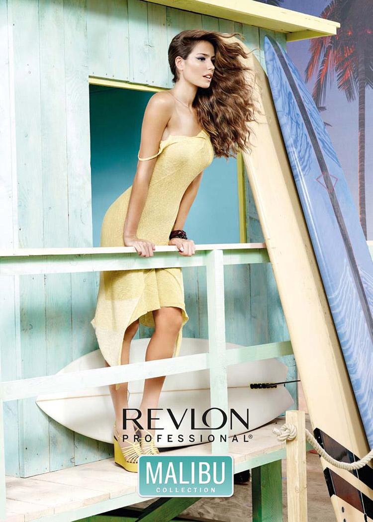 Plážové vlny Revlon Professional 2016 a nový módny trend v farbení vlasov – Brondíssimo.