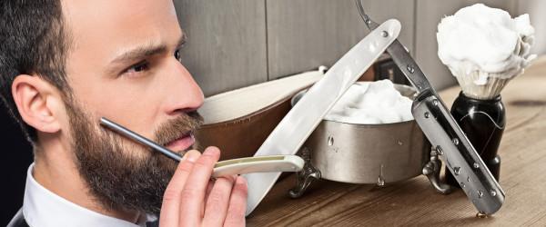 Urobte z denného rutinného holenia zážitok. Vráťet sa k tradícii – skúste luxusné holenie britvou, klasickým holiacim strojčekom a štetkou.