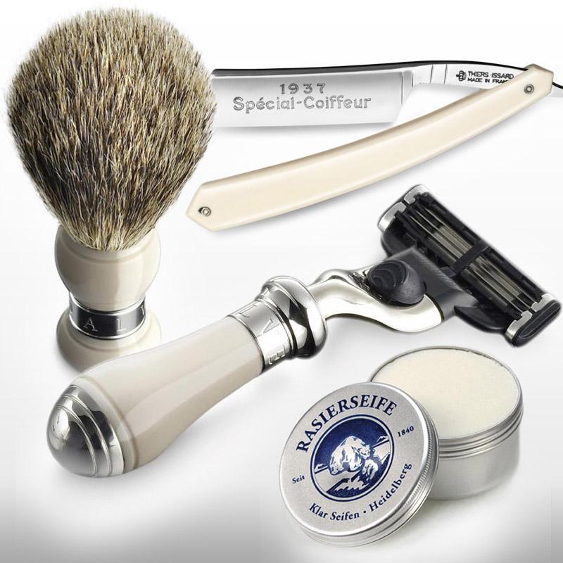 Návrat k tradičnému holeniu znamená dokonalejšie oholenie a zážitok z holenia.