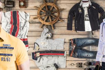Úspech každého muža spočíva v osobitom štýle obliekania. Vyskúšajte módu pre mužov CAMP DAVID.