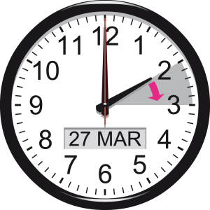 Zmena času 2016 na letný čas prichádza tento rok 27. marca. Čas sa posúva o hodinu dopredu, takže sa vyspíme o hodinu menej!