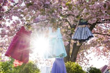 Dodajte svojmu šatníku s príchodom jari osviežujúcu iskru v oblečeniu z e-shopu Mary-fashion.sk.