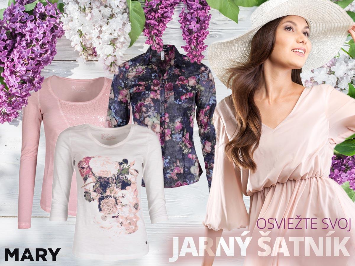 Osviežte svoj jarný šatník o tohtoročné nové módne trendy.