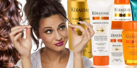 Šampóny Kérastase pre suché vlasy patria medzi to najlepšie pre každú z nás, ktoré sa stretávame práve s problémom presušených vlasov. Tu je šesť hrdinov!