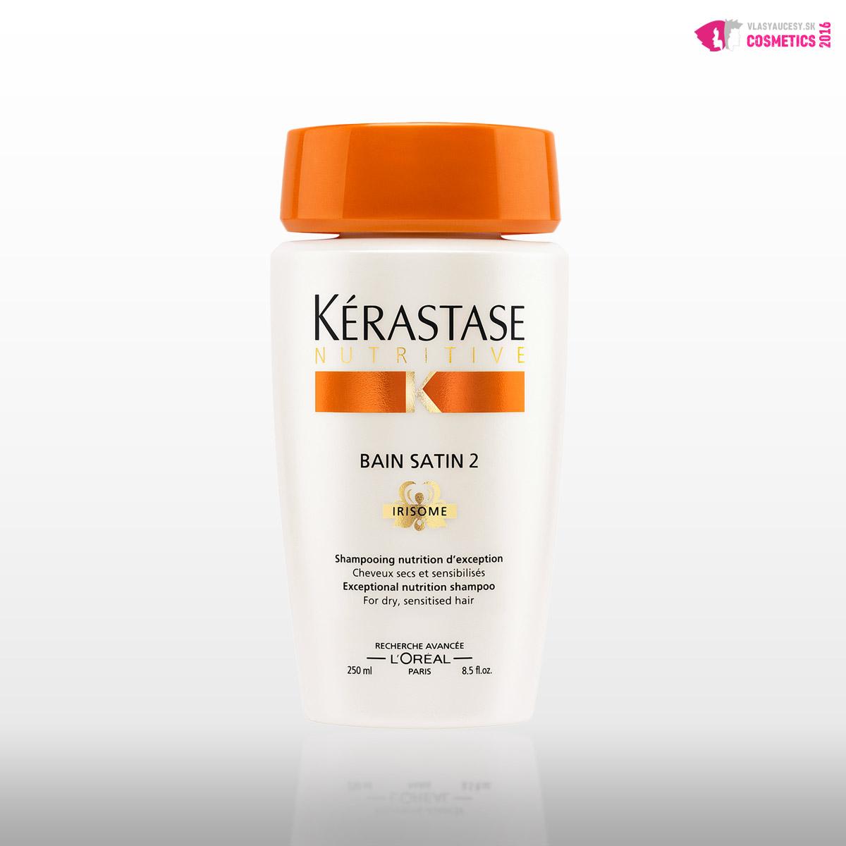 """Šampóny Kérastase pre suché vlasy: <a href=""""http://www.anrdoezrs.net/links/8058143/type/dlg/http://www.parfums.sk/kerastase/nutritive-sampon-pre-suche-vlasy/"""" target=""""_blank"""">Kérastase Nutritive šampón pre suché vlasy, cena od 17.00 €.</a>"""