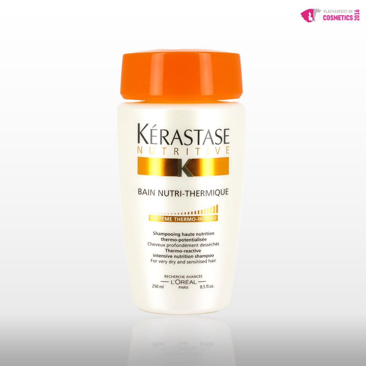 "Šampóny Kérastase pre suché vlasy: <a href=""http://www.anrdoezrs.net/links/8058143/type/dlg/http://www.parfums.sk/kerastase/nutritive-termoaktivny-sampon-pre-velmi-suche-a-citlive-vlasy/"" target=""_blank"">Kérastase Nutritive termoaktívny šampón pre veľmi suché a citlivé vlasy, cena od 16.90 €.</a>"
