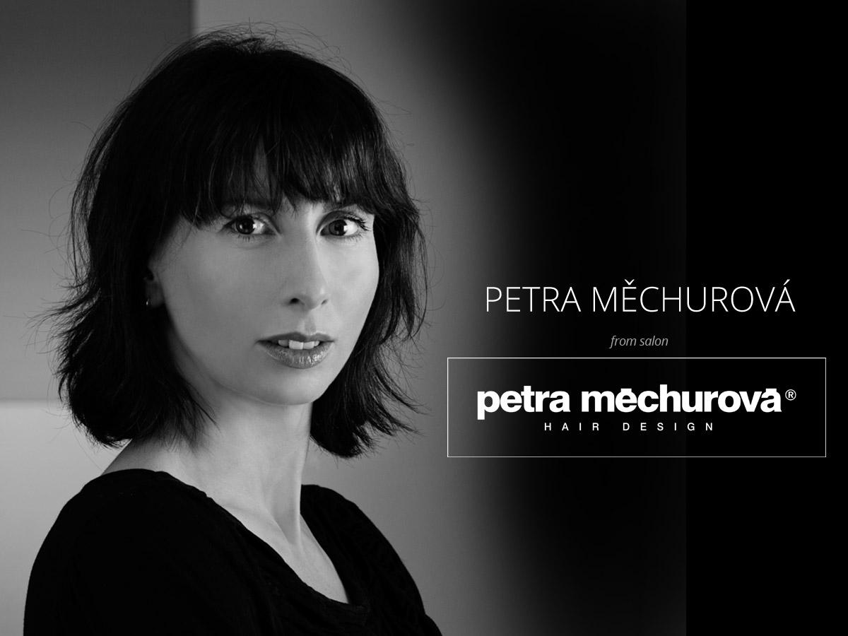Česká kaderníčka a majiteľka rovnomenného salónu Petra Měchurová