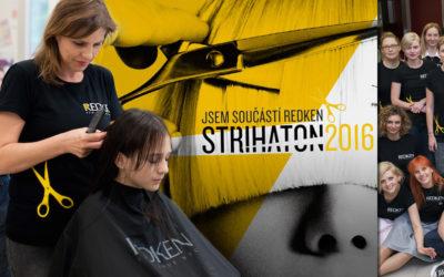 Zájsť si ku kaderníkovi a nechať si ostrihať vlasy bude opäť pomáhať. Čaká nás 7. ročník charitatívnej akcie Redken – Strihaton 2016! Zapojíte sa?