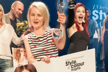 Po finále L'Oréal Style & Colour Trophy, ktoré sa vrátilo po piatich rokoch, poznáme konečne víťazov. Absolútna víťazstvo si odniesla Anna Pavlicová.