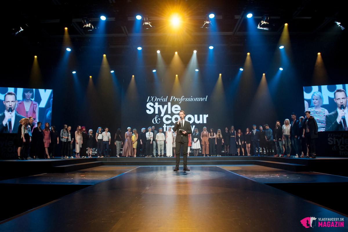 Kadernícke zápolenie L'Oréal Style & Colour Trophy je prestížna kadernícka súťaž, ktoré sa vrátila po piatich rokoch do České a Slovenské republiky.