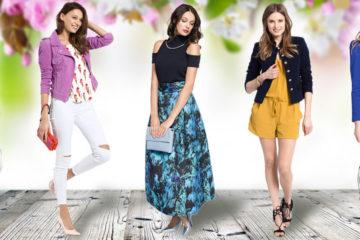 Vždy je vhodný čas urobiť si radosť peknými módnymi kúskami. Dámske oblečenie z e-shopu Answear.sk ponúka značkové kúsky za skvelé ceny.