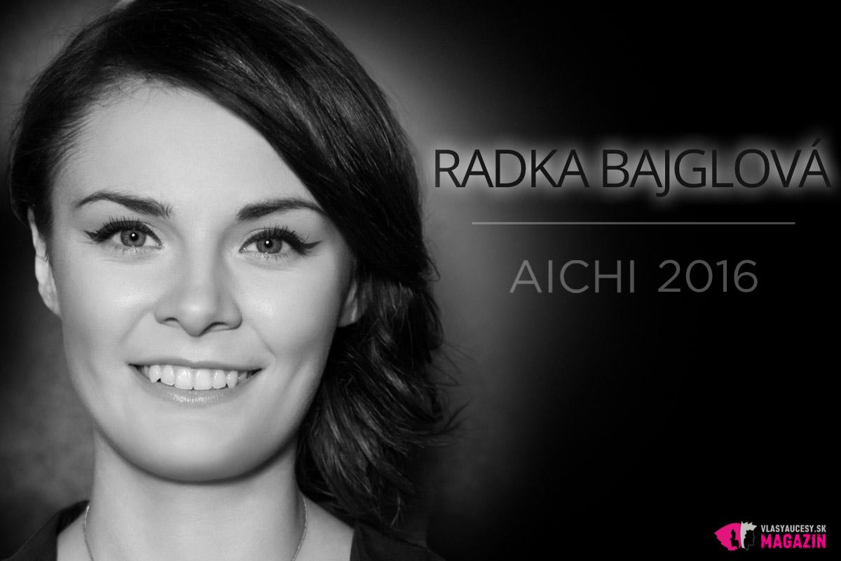 """Radka Bajglová: """"AICHI bola výzva a ja sa výziev nebojím"""""""