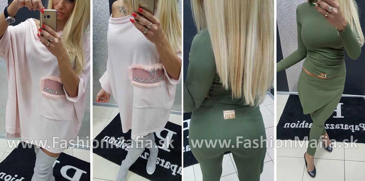 Oblečte sa ako celebrita. K hviezdnemu vzhľadu vás privedie oblečenie značky Paparazzi fashion. Dámske oblečenie tejto značky kúpite v e-shope FashionMafia.sk.