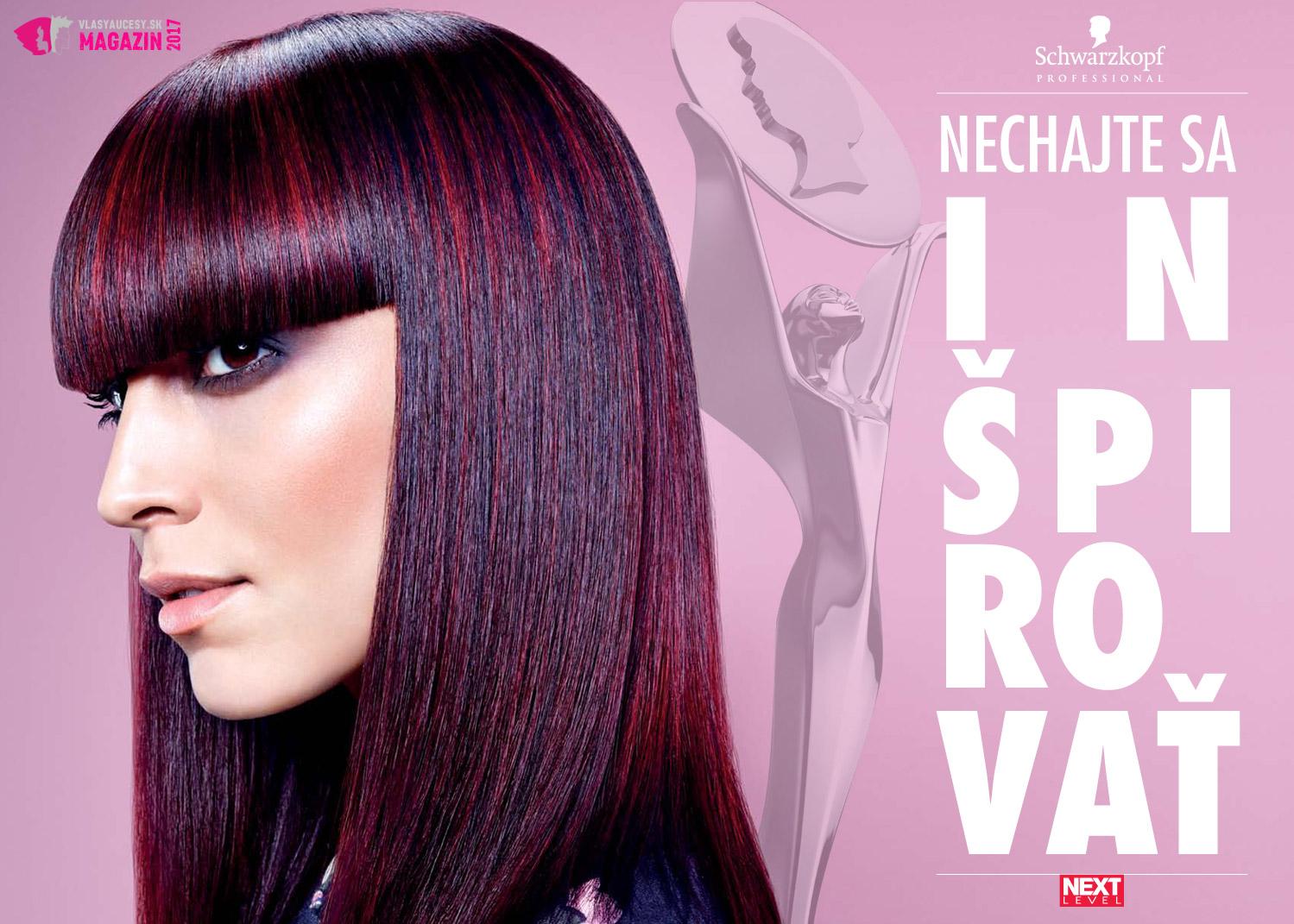 Dajte nový smer svojej kariére vďaka účasti či dokonca umiestneniu v súťaži Czech & Slovak Hairdressing Awards Next Level 2017.