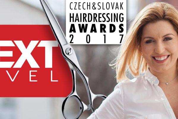 Vyspovedali sme manažérku súťaže Czech and Slovak Hairdressing Awards Next Level 2017 čiže Kaderník roka 2017. Čo hovorí o novom ročníku súťaže?