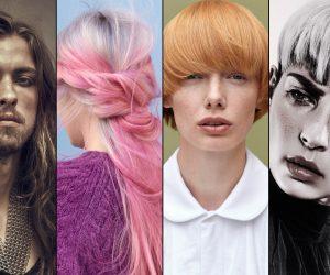 Pozrite sa na nominácie s kolekciami účesov v kategórii Cena tlače CZ 2017 v Czech and Slovak Hairdressing Awards 2017 / Kaderník roka 2017.