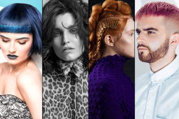 Pozrite sa na nominácie s kolekciami účesov v kategórii Cena tlače SK 2017 v Czech and Slovak Hairdressing Awards 2017 / Kaderník roka 2017.