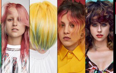 Pozrite sa na nominácie s kolekciami účesov v kategórii Kolorista roku 2017 v Czech and Slovak Hairdressing Awards 2017 / Kaderník roka 2017.
