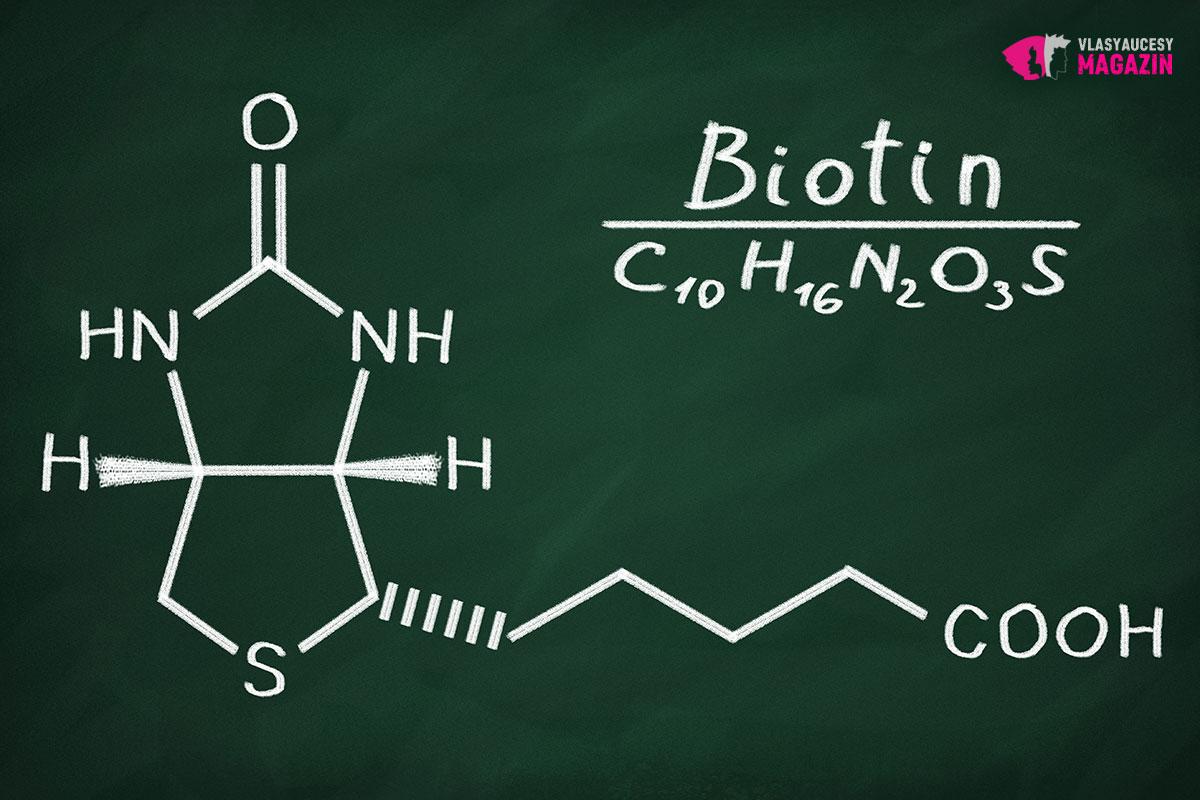 Vitamín H patrí medzi najdôležitejšie vitamíny pre vlasy.