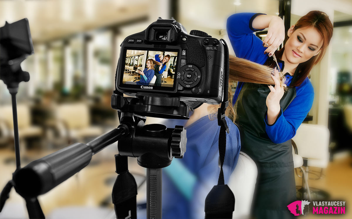 Prezentujte svoje kadernícke štúdio kvalitne pripraveným videom na kľúč.