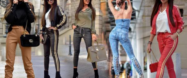 Poďte sa pozrieť na trendy nohavice a legíny pre jeseň a zimu 2018/2019. Zoštíhľujú, formujú zadoček a sú neuveriteňe ženské. Budete ich milovať!
