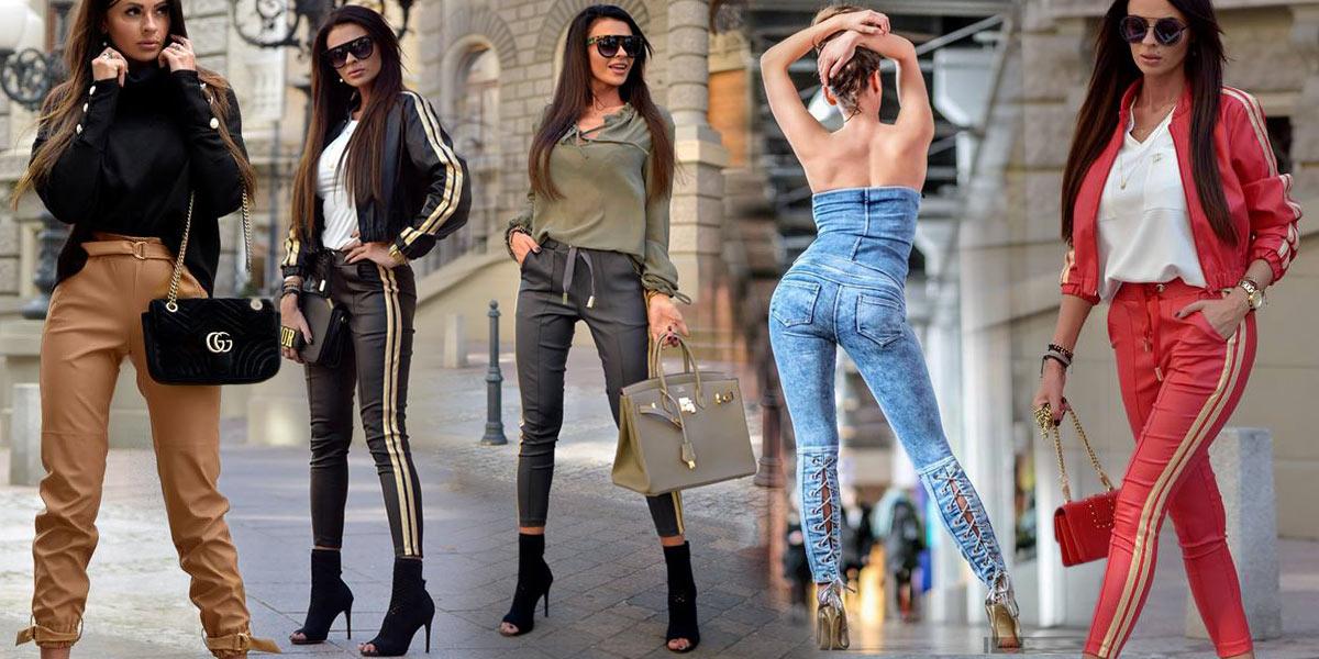 d09c239b562d Trendy nohavice a legíny pre jeseň a zimu 2018 2019