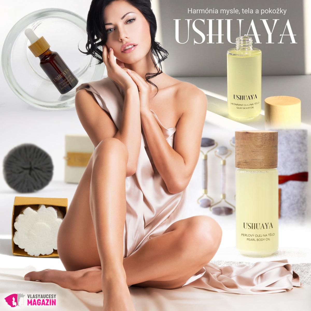 Prírodná kozmetika Ushuaya ponúka pomoc našej pleti. Pozrite sa na celý jej sortiment.