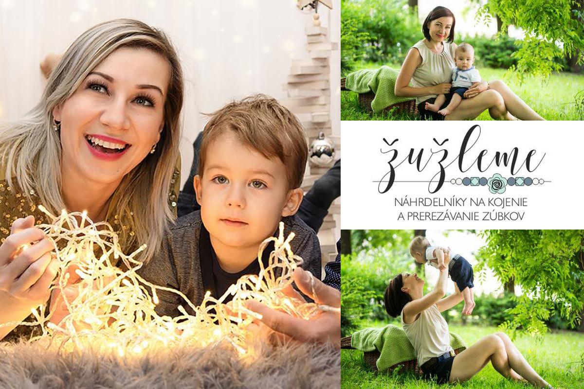 Za Žužleme.sk je krásny príbeh jednej maminky. Nápad premenený na realitu teraz pomáhá ďalším maminkám, oteckom a predovšetkým bábätkám.