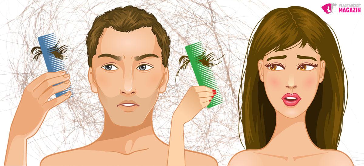 Zinok proti vypadávaniu vlasov sa hodí pre ženy aj pre mužov.