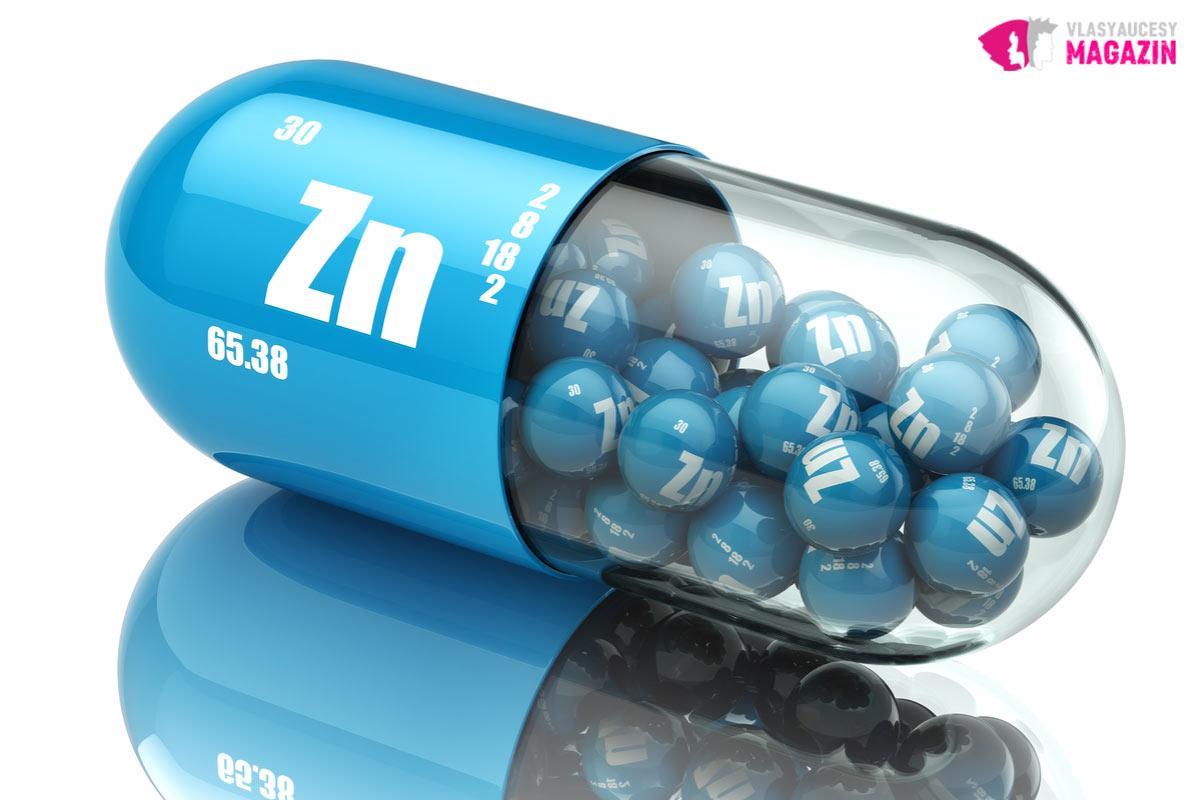 Na trhu existuje rad kvalitných aj menej kvalitných doplnkov stravy obsahujúcich zinok.