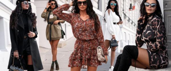 Skaždou sezónou prichádzaj aj nové módne trendy. Poďte sa pozrieť, aké sa nosia dámske šaty pre jeseň 2019 asčím ich kombinovať.