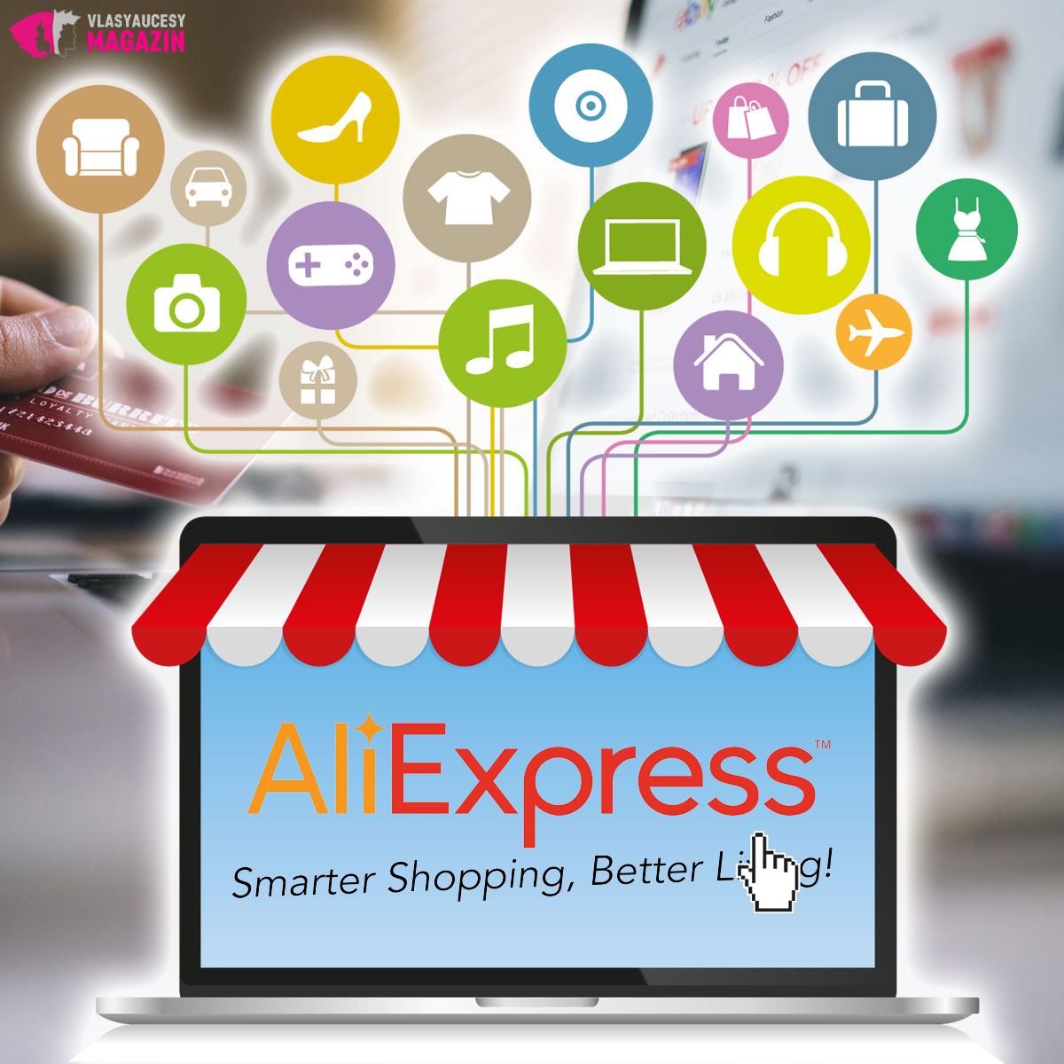 Už nakupujete výhodne na AliExpress.com?