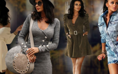 S jeseňou sa rozhodne nevzdávajte šiat. Trendy dámske šaty pre jeseň a zimu 2020/21 tento rok doslova hýria nápadmi. Naviac sa dajú perfektne kombinovať, takže ich môžete nosiť na mnoho spôsobov a vždy budú vypadať inak.